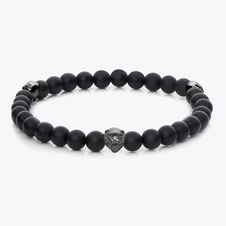 Black Three Lions / Black Onyx