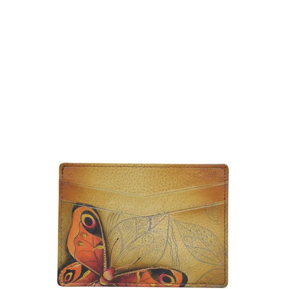 Anuschka Earth Song Credit Card Case