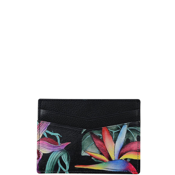 Anuschka Island Escape Credit Card Case