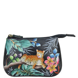 Anuschka Jungle Queen Coin Pouch