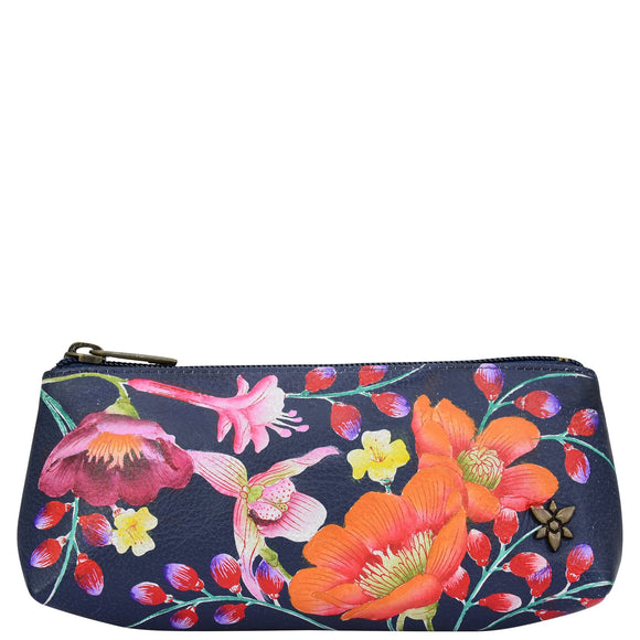 Anuschka Moonlit Meadow Cosmetic Case