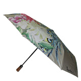 Anuschka Regal Peacocks Umbrella