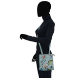 Anuschka Butterfly Heaven RFID Blocking Travel Organizer