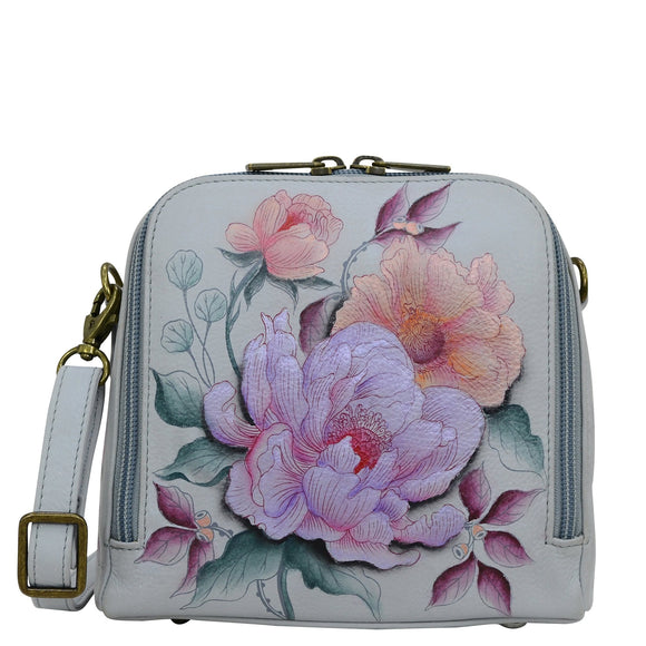 Anuschka Bel Fiori Zip Around Travel Organizer