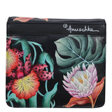 Anuschka Island Escape Messenger Bag