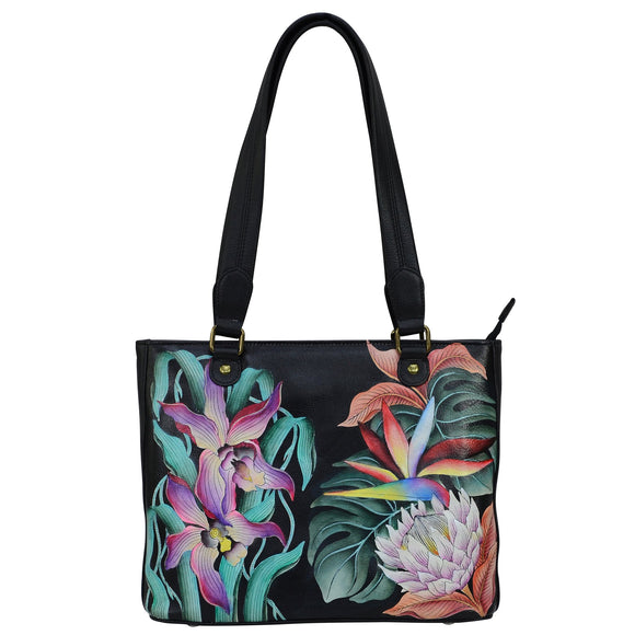 Anuschka Island Escape Shopper Bag