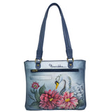 Anuschka Swan Song Shopper Bag
