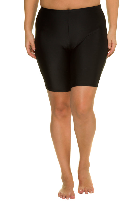 Ulla Popken Swim Cycling Shorts