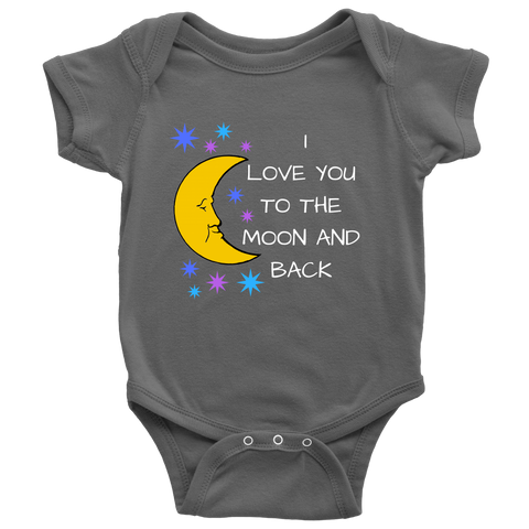 Onesie - I Love You to the Moon & Back