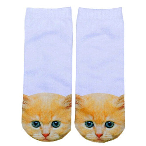 Socks for Cat Lovers
