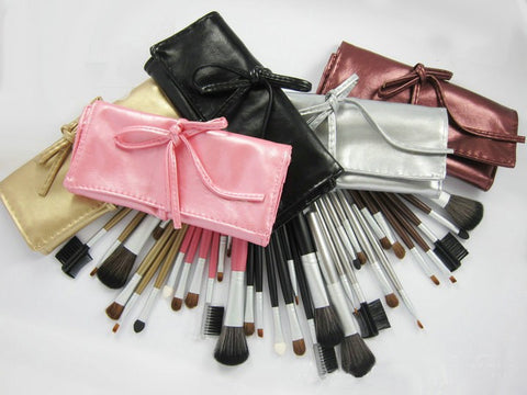 7 Piece Make-up Beauty Brush Set
