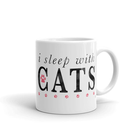 Cat Lover's Coffee/Tea Mug