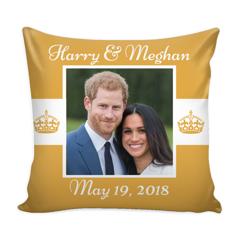 Royal Collection Pillow