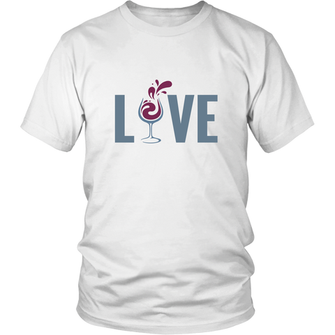 Love Wine Men's T-Shirt
