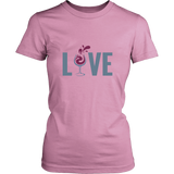 Love Wine Women's T-Shirt