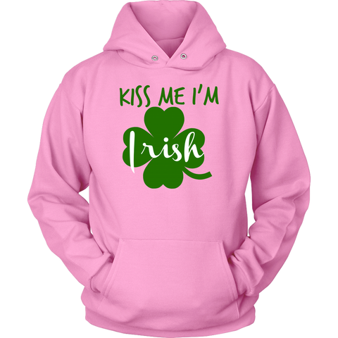 St Patrick's Day Hoodie