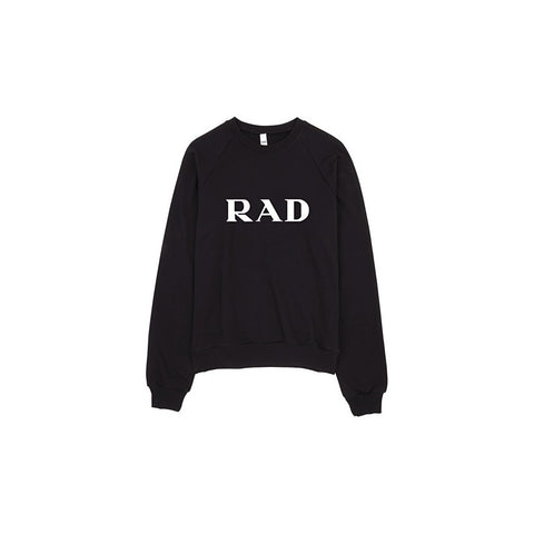 Rad Couture Raglan Sweater Made in LA