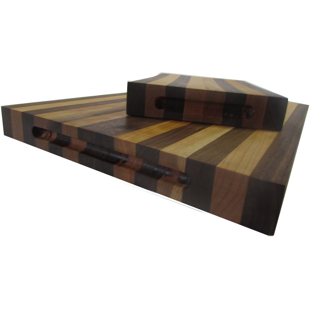 end grain cutting board care instructions