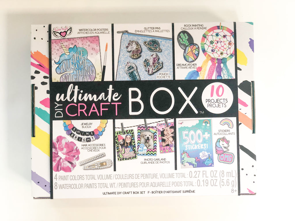 Ultimate D.I.Y. Craft Box