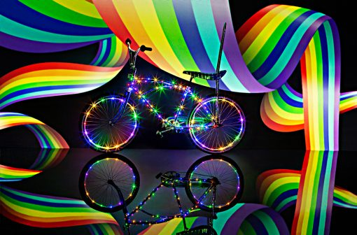 Rainbow: Bike Brightz Bundle