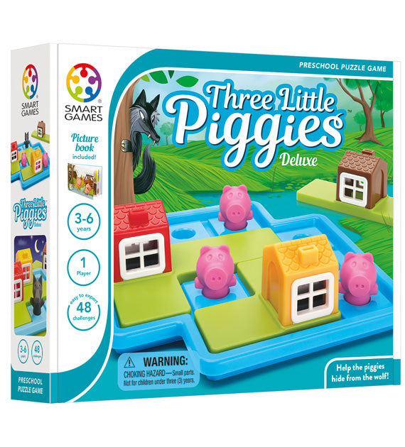 Three Little Piggies - Deluxe