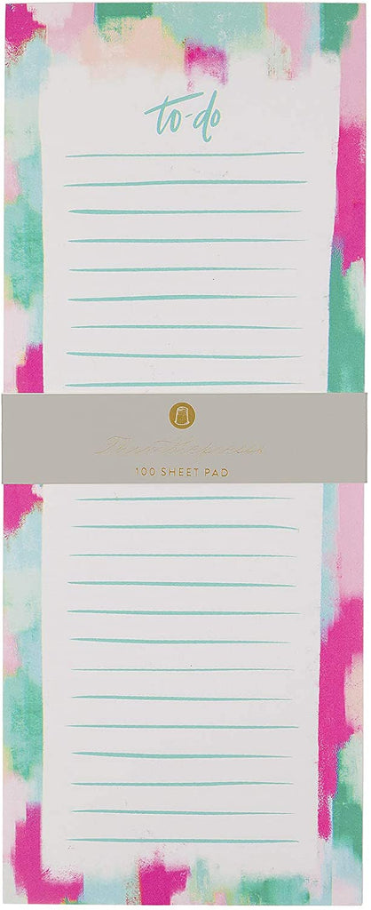 Thimble Press List Pad, Abstract