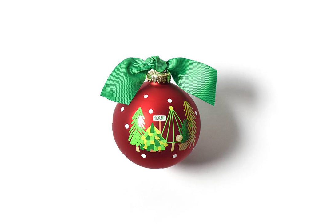 O Christmas Tree Farm Ornament