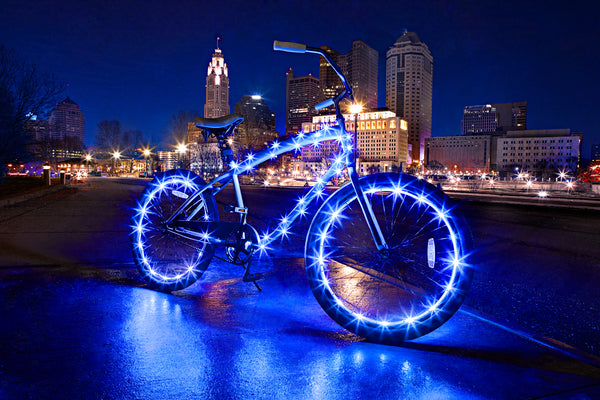 Blue: Bike Brightz Bundle