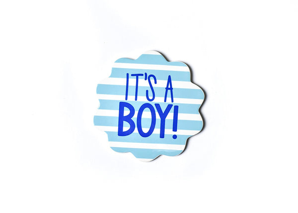 It's a Boy Big Attachment