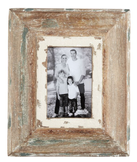4 x 6 Weathered Wood Frame