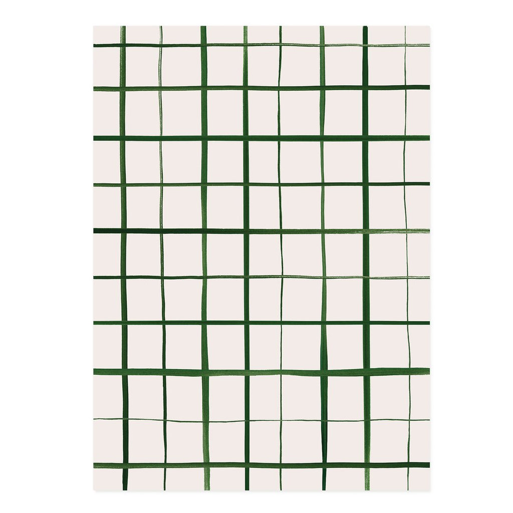 Emerald Grid Sheet