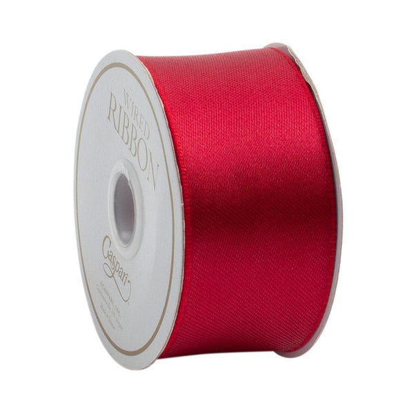 Red/Dark Red Reversible Ribbon