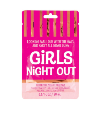Girls Night Out Face Mask