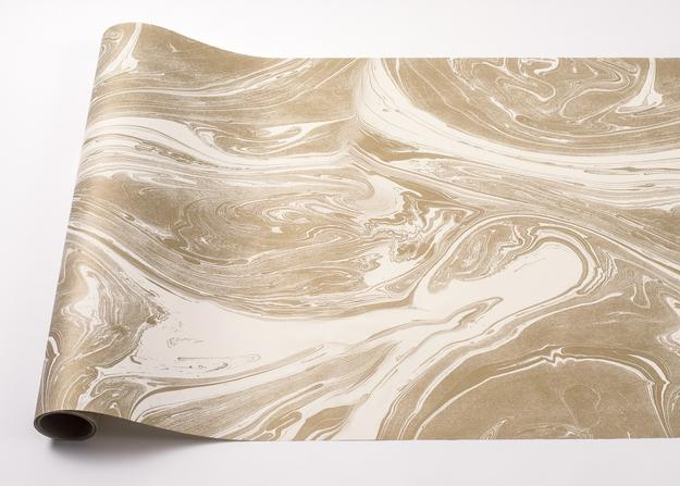 Gold Marbled Runner