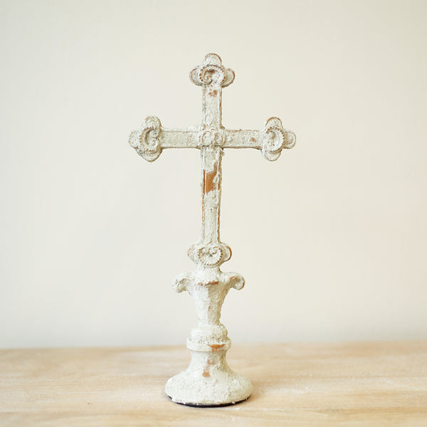 San Marco Cross Antique Cream