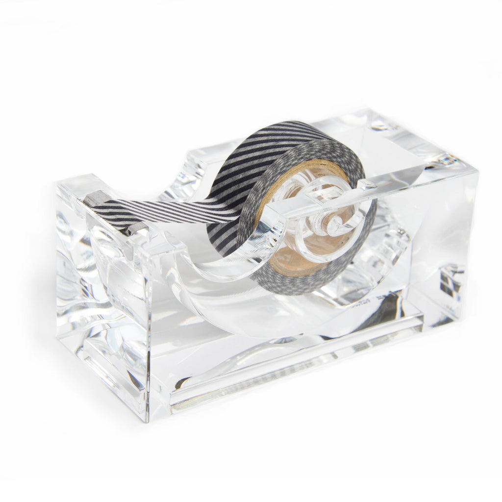 Acrylic Tape Dispenser
