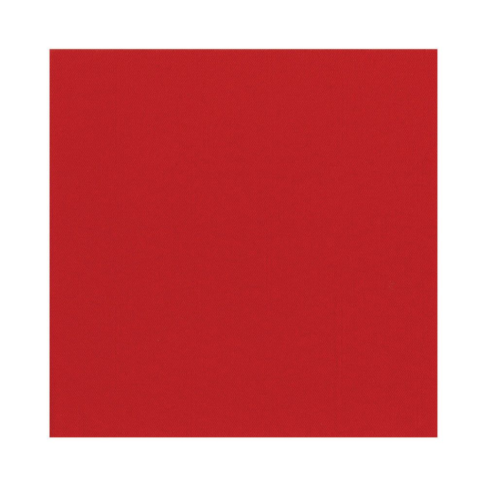 Red Linen Luncheon Napkin