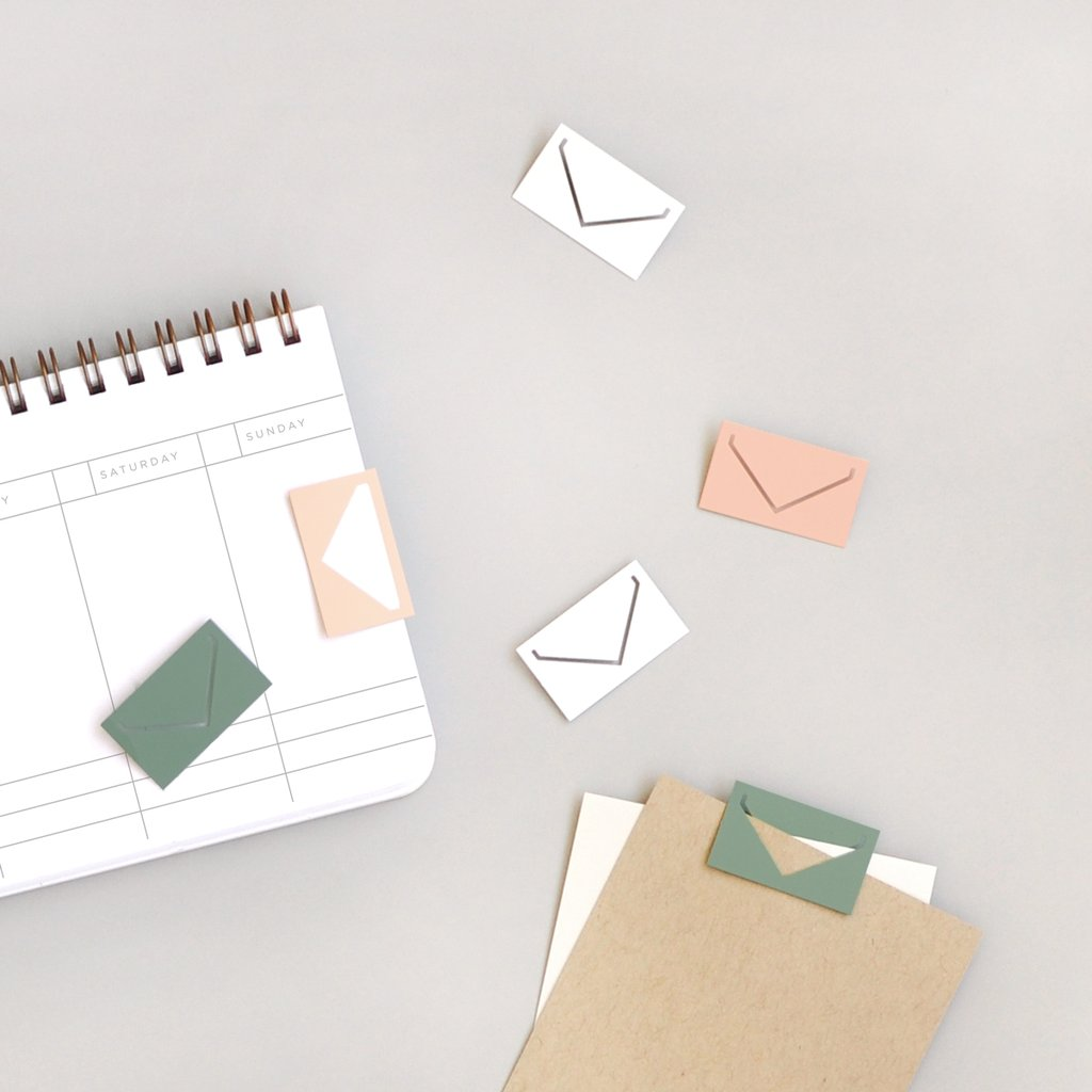 Small Envelope Paper Clips