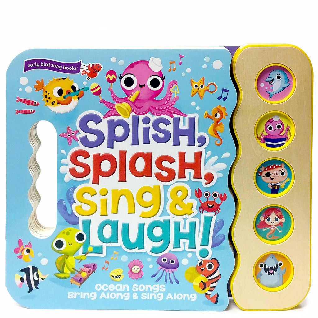 Splish, Splash, Sing & Laugh!
