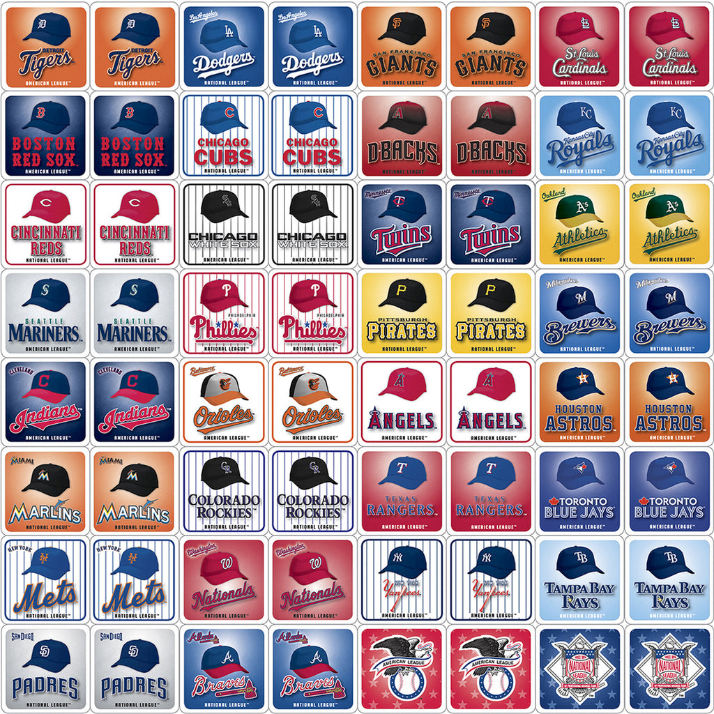 MLB Matching Game
