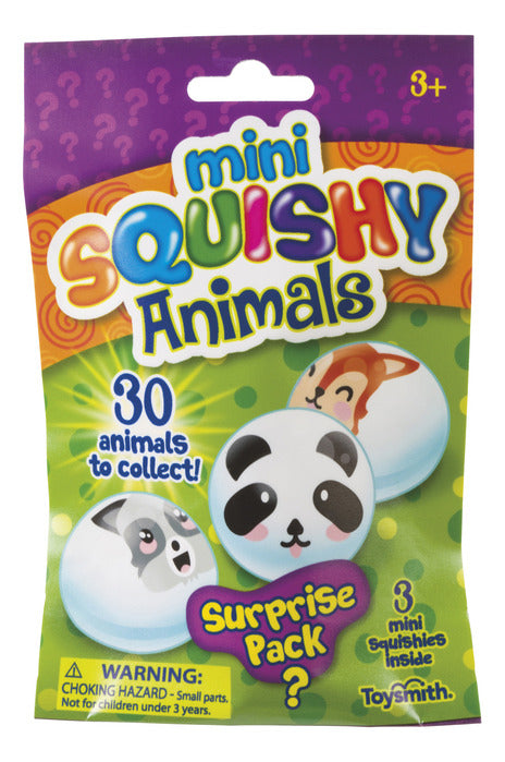 Mini Squishy Animals