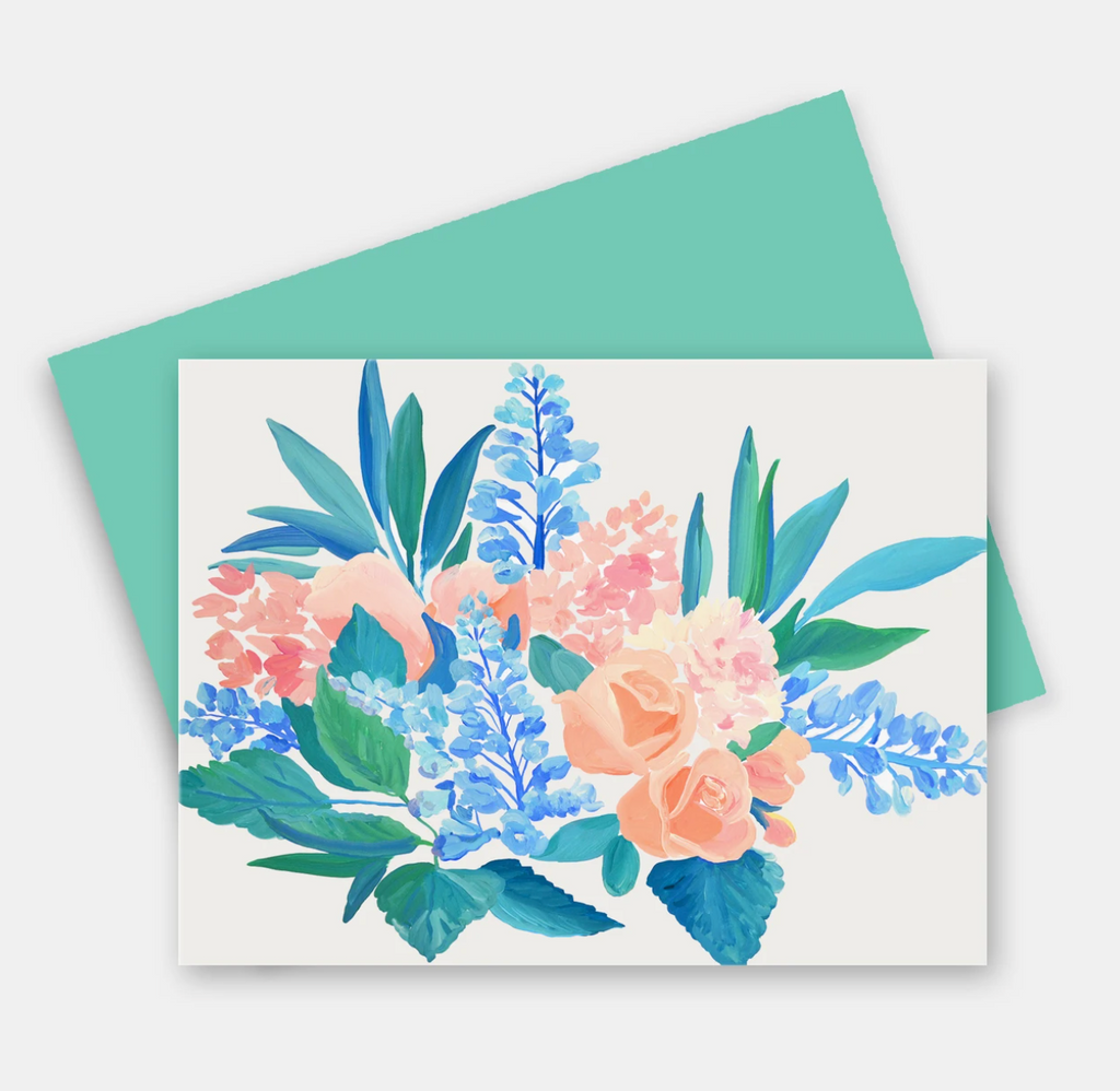 Pacific Blue Assorted Cards