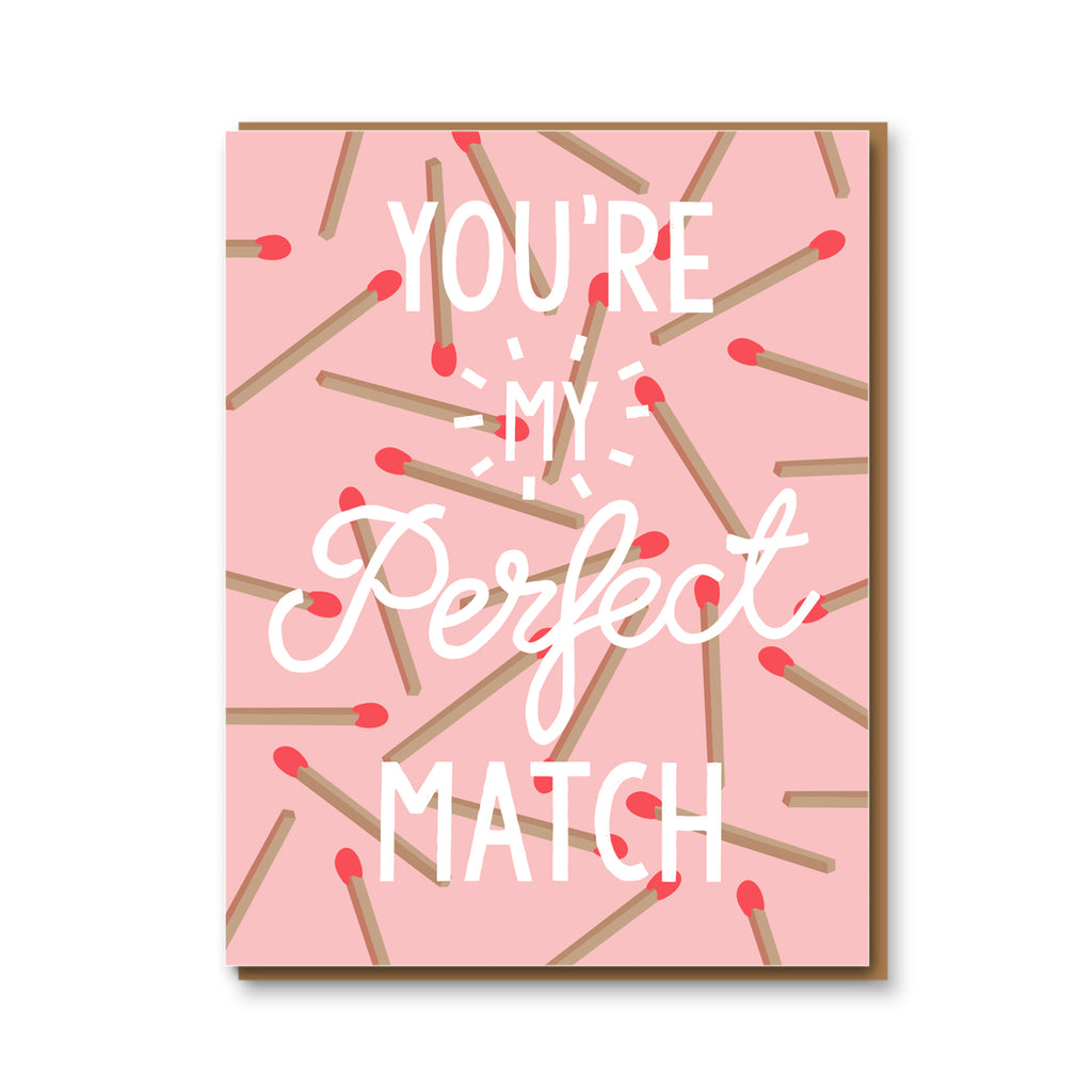 Perfect Match Letter Press
