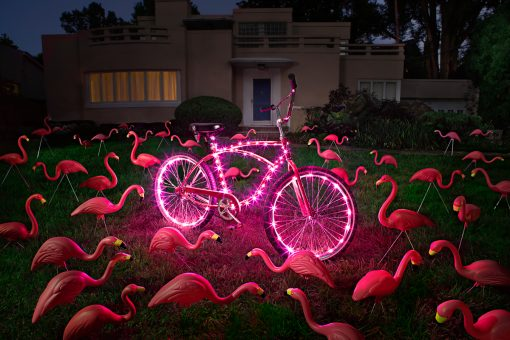 Pink: Bike Brightz Bundle