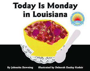 Today is Monday in Louisiana
