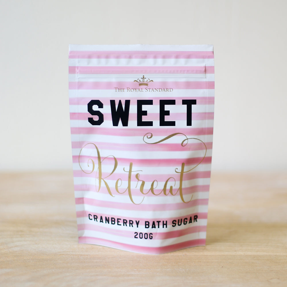 Sweet Retreat Bath Sugar