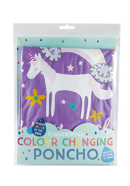 Fairy Unicorn Poncho