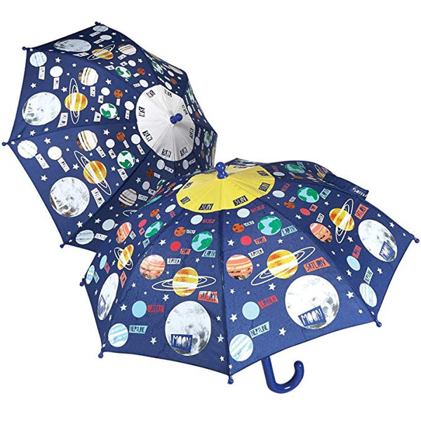 Space Color Changing Umbrella