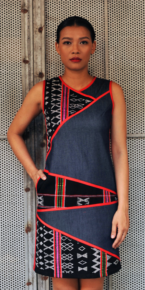 ethnic diagonals -  AL27