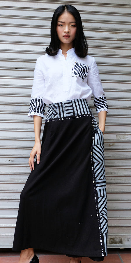 RS01-LONG SKIRT
